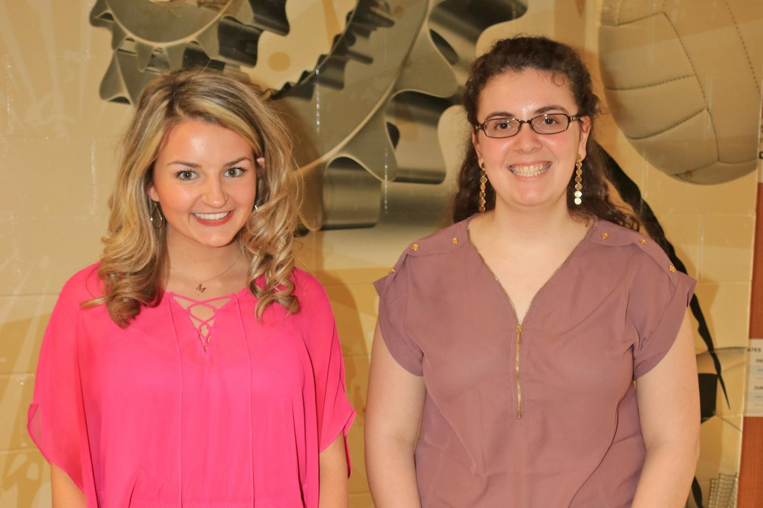 OHS seniors Morgan Murphy and Merideth Bayer make the top 100 Missouri students list.