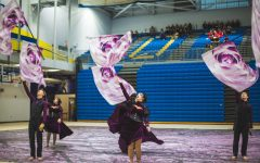 Winter guard wraps up successful season