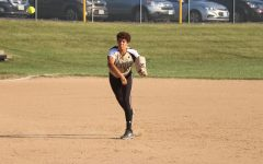 Ella Strickland returns for second year of baseball