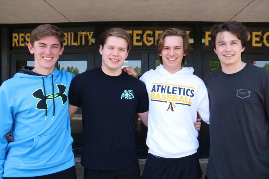 Four OHS students make it to American Legion