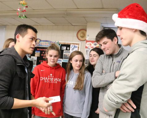 Bui shares magic talents with OHS