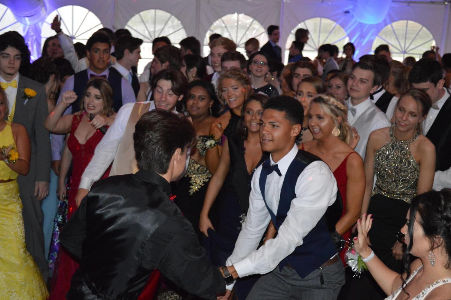 The 2018 OHS prom