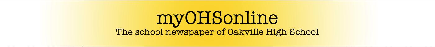 The school newspaper of Oakville High School