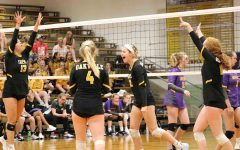 Girls volleyball rebounds from Lafayette loss