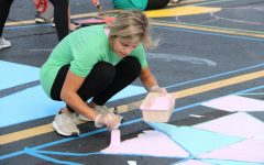 Paint your parking spot picks up new tradition