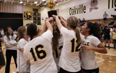 Girls volleyball record continues to improve while hitting major milestones