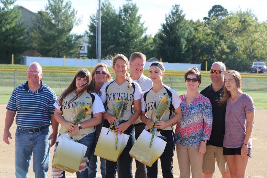 Varsity softball keeps a great record as they head into the postseason