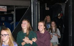 Seniors experience Fright Fest early