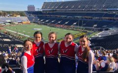 Cheer 'warms up' in Orlando