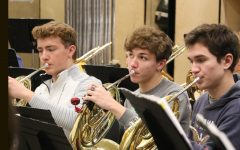OHS wind symphony prepares for Truman trip
