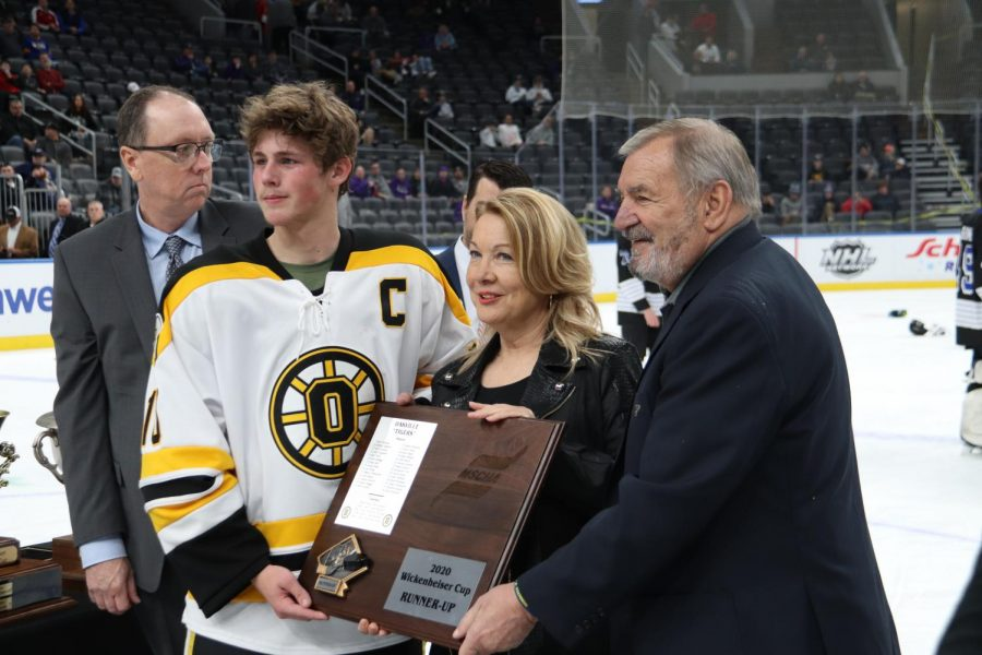Oakville hockey's fantastic postseason run comes to an end at Enterprise Center
