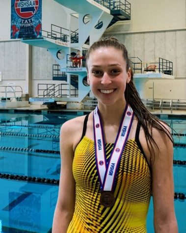 OHS Diver places fifth at State Championships