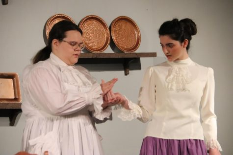 Drama performs two one-act plays