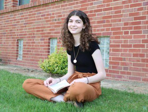 Michalea Gindler (11) uses her social media to spread encouragement and faith.