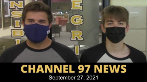 Channel 97 News 9-27-2021