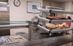 OHS staff works hard to offer multiple menu options for students every day despite challenges impacting food deliveries this year.