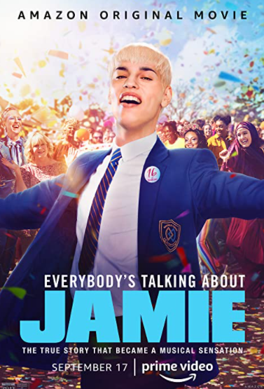 Everybodys Talking About Jamie was released on Prime Video Sept. 10.